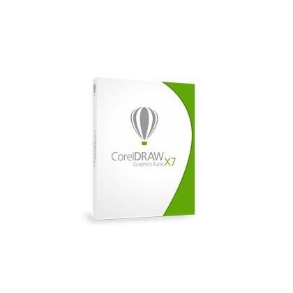 CorelDraw Graphics Suite X7 USA