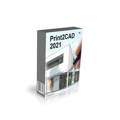 Print2CAD 2021