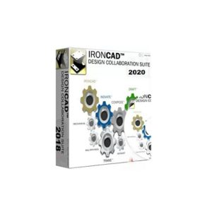 IronCAD Design Collaboration Suite 2020